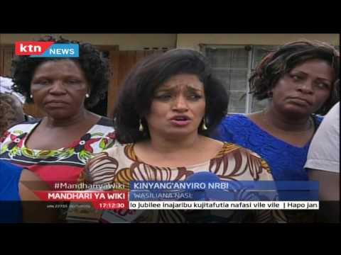 Mandhari ya Wiki 21st August 2016 - Kinyang'anyiro Nairobi: Esther Passaris