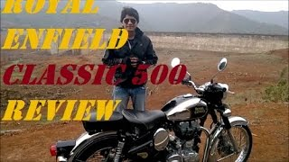 5. Royal Enfield Classic 500 Review