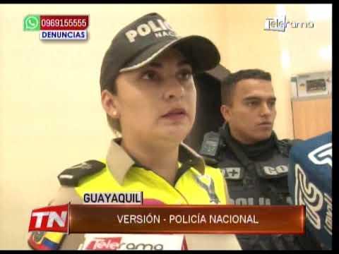 3 presuntos asaltantes fueron detenidos en Flor de Bastión