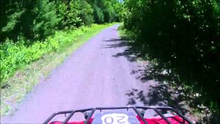 6. Top Speed of Kawasaki Brute Force 300