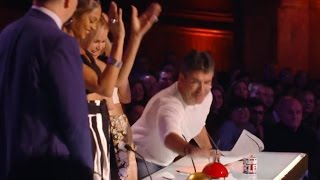 "Video GOLDEN BUZZER - The ""MOST DIFFICULT"" Song In The WORLD! MP3, 3GP, MP4, WEBM, AVI, FLV September 2017"