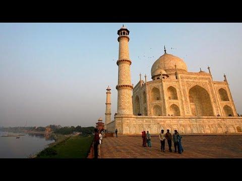 Η ρύπανση απειλεί το Ταζ Μαχάλ