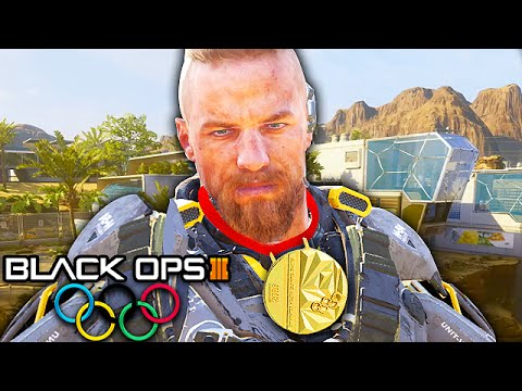 OLYMPIC GAMES ON BLACK OPS 3!! (Black Ops 3 Funny Moments)