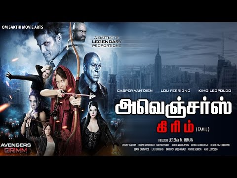 Avengers Grimm Full Movie (2017) - NEW Hollywood Movies In Tamil Dubbed Full Action Movie | 1080p HD