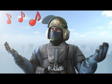 IF CS:GO WAS A MUSICAL