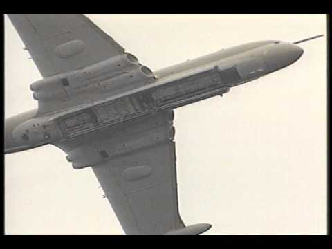 In 1992, the Royal Air Force started...