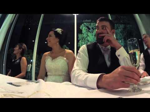 Gainsbrough Greens timelapse wedding