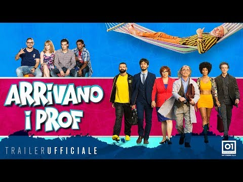 Preview Trailer Arrivano i prof, trailer ufficiale