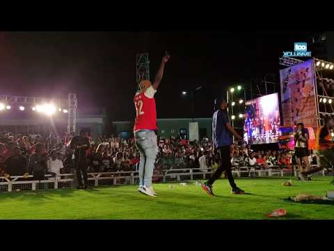 """9ice Battles Pasuma For """"Street Credibility"""" Supremacy At Merry BET Party"""