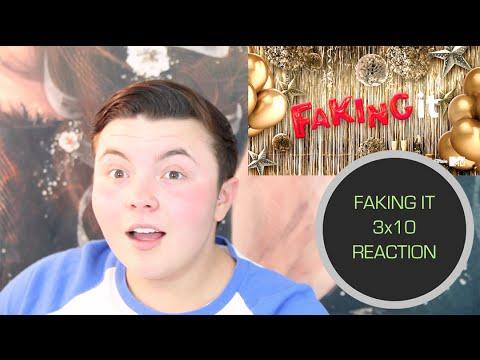 FAKING IT: 3X10 (SERIES FINALE) REACTION