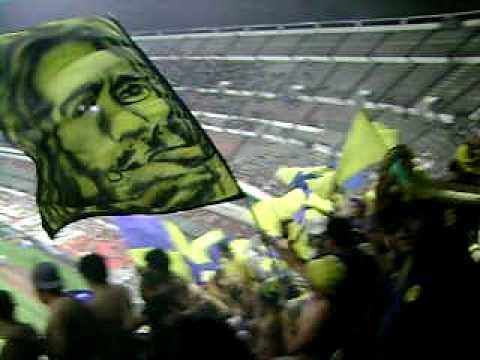 Los Rompe Canchas RK•••48•••....America vs Necaxa Clausura 2009 - Ritual Del Kaoz - América