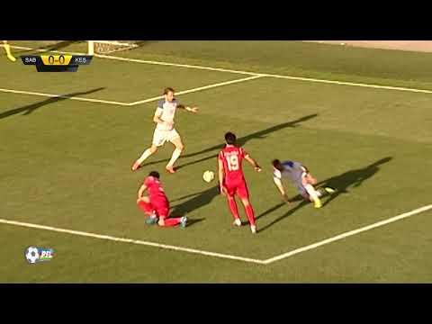 Sabah Baku - Интер Баку 1:1. Видеообзор матча 27.04.2019. Видео голов и опасных моментов игры