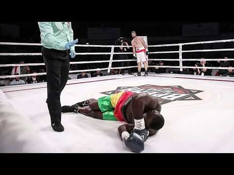 Best Boxing Heavyweight Knockouts of 2020   Part 1