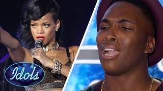 Video Incredible Cover Of Rihanna's Stay | American Idol Audition | Idols Global MP3, 3GP, MP4, WEBM, AVI, FLV Maret 2018