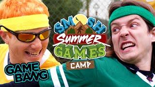 SUMMER GAMES: CAMP BEGINS (Smosh Summer Games)