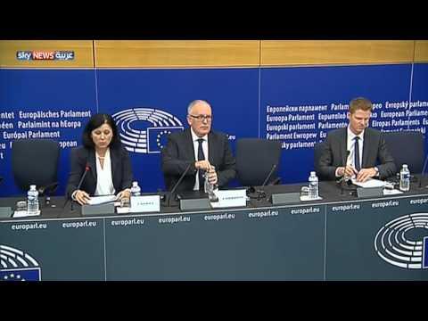 المحكمة الأوروبية تلغي تبادل البيانات مع أميركا - فيديو