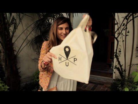 1/3 HUp! la première application de chasses aux trésors digitale dédiée à la mode et aux créateurs