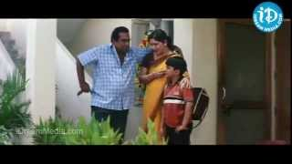 Shakila, Bramhanandam Comedy Scene - Sri Rama Chandrulu Movie