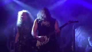 Video ASGARD - Stříbrná deska - live 2016 - Metalové vánoce Brno Semil