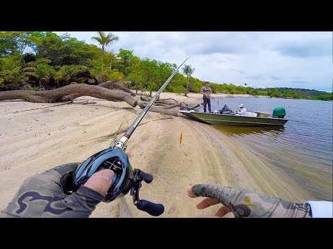 Fishing an Untouched Beach in the Amazon Jungle!!! (EP.1) - Thời lượng: 21 phút.