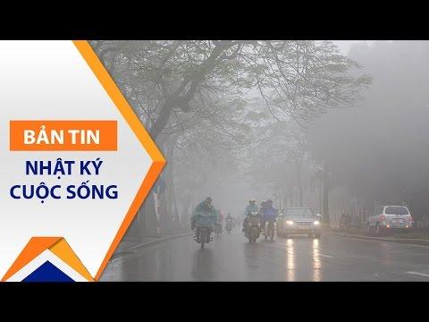 Đông Bắc Bộ mưa phùn, ẩm nồm đến hết tuần | VTC - Thời lượng: 2 phút, 38 giây.