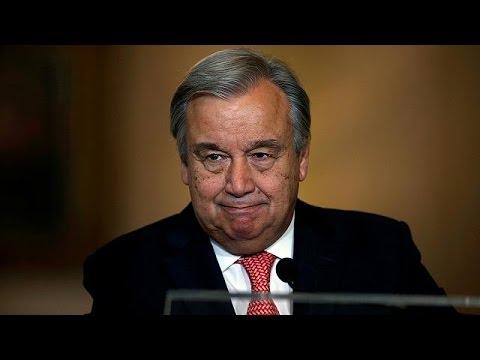 Αντόνιο Γκουτέρες: «Στο πλευρό των πλέον ευάλωτων» θα σταθεί ο επόμενος γγ του ΟΗΕ