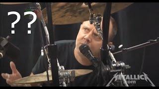 Video Lars can't play drums? MP3, 3GP, MP4, WEBM, AVI, FLV Maret 2019