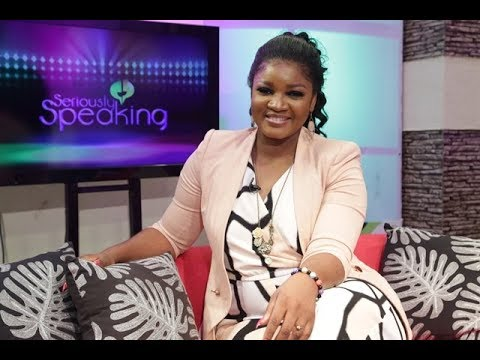 One On One With Omotola Jalade Ekeinde At 40