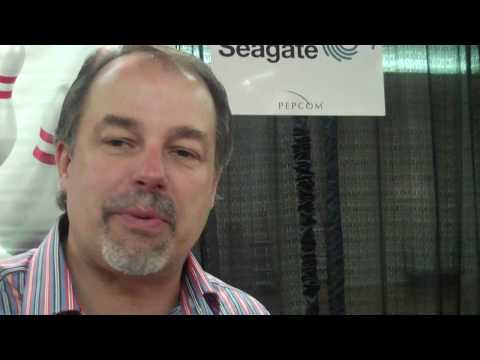 Seagate shows BlackArmor storage line