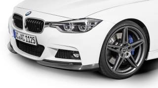 """bmw serie 3  2016 BMW 3‑Series AC SchnitzerNew to the market but already upgraded: the two bmw serie 3  LCI models, now even better thanks to the help of tuning specialists at AC Schnitzer.The Aachen-based experts at AC Schnitzer have helped uprate the diesel power plants of the 316d - 335d, depending on base engine, to 102 kW/139 hp (316d) and 264 kW/360 hp (335d). The performance upgrades for the petrol-engined models of the 316i – 335i deliver between 150 kW/204 hp (316i) and 265 kW/360 hp (335i). Only the upgrades for the new 330i and 340i power units are still in development.One thing is certain: all performance upgrades make bmw serie 3 2016 even more impressive and come with a 2-year warranty. And once again, the readers of """"sport auto"""" magazine have voted AC Schnitzer currently the best engine tuner across marques, confirming the company's position as a competent partner for performance tuning.A high power chargecooler and sports catalyst complete the performance product range. But since appearances also count, the core values are again reflected in the AC Schnitzer engine styling.The 3-series LCI models create an appropriate sound with the AC Schnitzer silencers in twin tailpipe variants in """"Racing Evo"""", """"Sport"""" or """"Sport Black"""" design. For a purely visual conversion, the tailpipe trims are also available individually.In the 3-series by AC Schnitzer, automotive life is experienced either with the fully heightadjustable AC Schnitzer Racing suspension with its adjustable compression and rebound settings, which lowers the 3-series by around 30 - 40 mm, or the sports suspension which draws the body closer to the tarmac by 25 - 30 mm at the front and around 20 - 25 mm at the rear. Conversion with the suspension spring kit ensures you never lose grip even on turbulent, twisty events.Ground adhesion is improved above all with a combination of suspension components and the AC Schnitzer wheel and tyre sets. To achieve the perfect look, there is a choice of wheel des"""