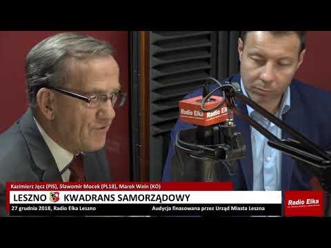 Wideo1: Leszno Kwadrans Samorządowy 44/2018