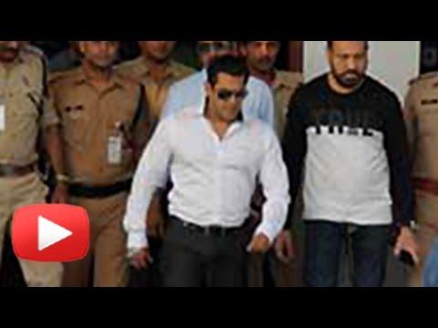 Salman Khan Returns To Mumbai After 1998 Arms Act