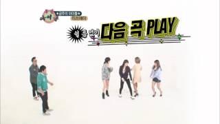 주간아이돌 - (Weeklyidol EP.35) Miss A Random Play Dance Part3