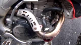 4. 2004 Honda CRF450R Update