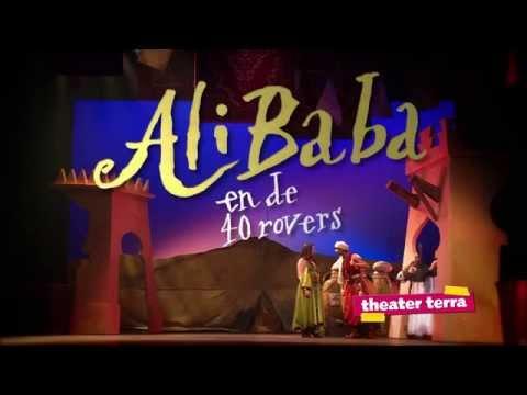 Ali Baba en de 40 rovers (8+)