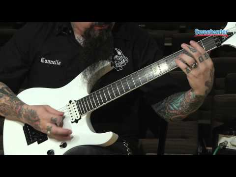 Jackson Chris Broderick Pro Series Soloist 6 Demo - Sweetwater Sound
