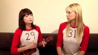 The differeence between a turning 29 and turning 31 for Women - Garfunkel and Oates