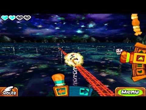 Legend of Zelda: Spirit Tracks Episode 55 - Grand Finale (1/2) видео