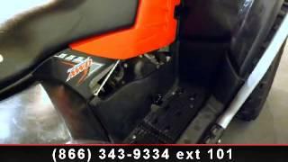 6. 2005 Polaris Sportsman 800 Twin EFI - RideNow Powersports P