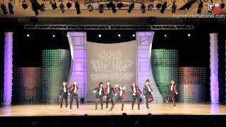Download Lagu Sol-T-Shine (Japan) at World Hip Hop Dance Championship Prelims 2012 (Varsity) Mp3
