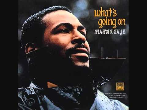 Tekst piosenki Marvin Gaye - What's Going On po polsku