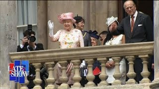 Video The Queen Of England Is Getting A Raise MP3, 3GP, MP4, WEBM, AVI, FLV November 2017