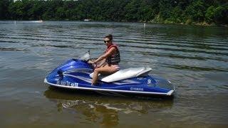 7. Yamaha VX Deluxe - Loyalhanna Lake