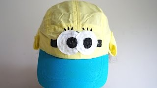 Thank you so much for watching and I hope you enjoyed!If you like this vide, please share & SUB it: http://www.youtube.com/c/TeenLifesBeautifulHow to make Minions Hat to school? SEE NOW!