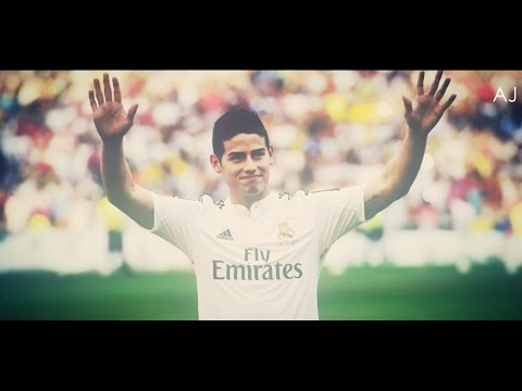 James Rodrìguez - Welcome to Real Madrid   2014 HD