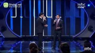 Arab Idol -راغب علامة و المشتركين