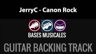 Canon Rock in D Backing track   | Guitar Backing Track