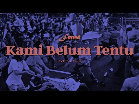 .Feast – Berselancar / Kami Belum Tentu (Vertical Video) (Official Music Video)