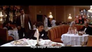 Scarface - Efsane Sahne (Legendary Scene) - Türkçe Altyazılı [HD]