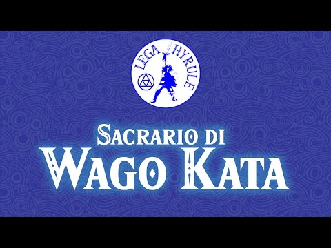 Sacrario Di Wago Kata Shrine | Zelda: Breath Of The Wild